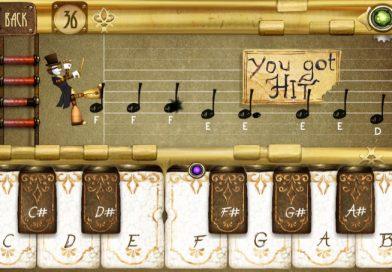 Note Fighter – 一邊玩遊戲, 一邊學音樂