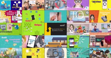 iCare 青少年動畫師培訓及配對商業項目 – 香港科技園 年度盛事 EPIC 2017 及 GoAnimate伙伴團隊分享