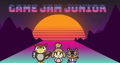 2020 GameJam Junior 學生遊戲創作營